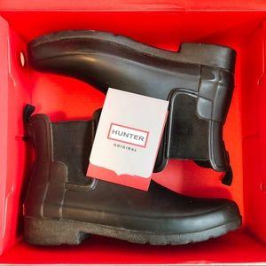 *WORN Hunter Chelsea Boots
